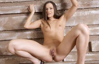 Reina desnuda.